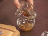 Пълнени ябълки със стафиди 4