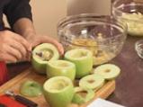 Пълнени ябълки със стафиди 5