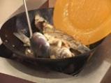 Лаврак със зеленчуци в сладко-кисел сос 8