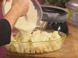 Карфиол на фурна с топено сирене 7