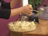 Карфиол на фурна с топено сирене 8