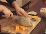 Супа от тиква със зрял фасул