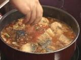 Рибна яхния с макарони по португалски 9
