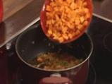 Тиквена супа с тофу и къри 4