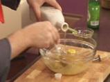 Лимонови крилца с риган 5