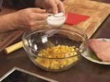 Свинско с къри и картофи 2
