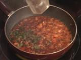 Милфьой от патладжан и домати 6