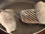 Филе от лаврак с пюре от целина 3