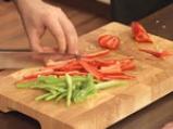 Пиле със зеленчуци а ла Глория 3