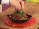 Пиле със зеленчуци а ла Глория 6