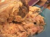 Свински джолан с кисело зеле