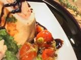 Пилешко руло с бекон и рагу от чери д...