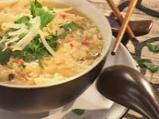 """Китайска супа с оризово фиде """"Ми Фен"""""""