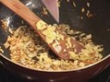 Пилешки хапки с къри сос 3