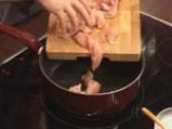 Пилешка яхния с царевични хрупки 4