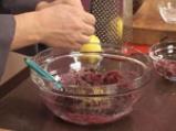 Банички с боровинки и малини 3