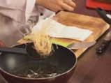 Сьомга във филе от пушена сьомга 6
