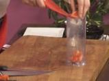 Салата от спанак и домат конфи 4