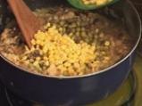 Сарми и пиперки със счукан боб и зеленчуци 4