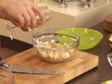 Гръцко руло от кайма с доматен сос 3