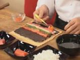Маки суши  6