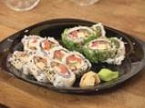 Маки суши  9