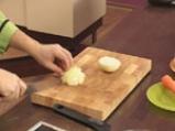 Спаначена чорба с картофи