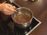 Рибни рулца с доматен сос и маслини 4