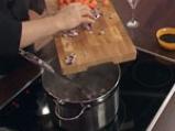 Телешко по ловджийски с див ориз 3