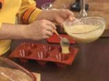 Медени кексчета с лешници 5