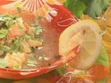 Рибена чорба с картофи и домати