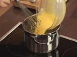 Джинджифилово брюле с банан и шоколад 3