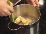 Джинджифилово брюле с банан и шоколад 5