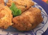 Панирано пиле на фурна