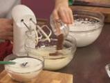 Шоколадов кейк с къпини  3