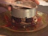 Шоколадов кейк с къпини  9