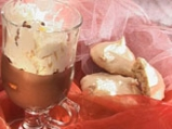 Шоколадов крем с орехови целувки