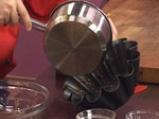 Карамелен кекс с кафе и орехи 3