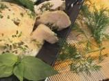 Пилешко със спанак и сирене