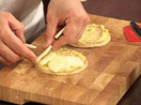 Тарта с ябълки и астурийски крем  8