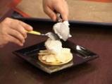 Тарта с ябълки и астурийски крем  9