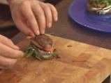 Картофен сандвич с пушена сьомга 7