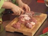 Гювеч с агнешко месо