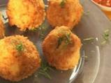 Картофени кюфтенца с шунка