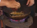 Джафрани пилау (Ориз с шафран и ядки) 3