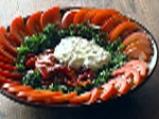 Чукуровска салата с чушки и катък 3