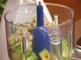 Пюре от авокадо с тахан 2