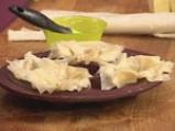 Тарт от точени кори с ягоди 2