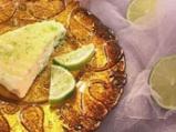Сладоледена мус торта от лимони