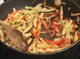 Летни рулца със зеленчуци 4